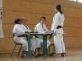 Gürtel-Prüfungen mit Safar Sensei in Elsterwerda